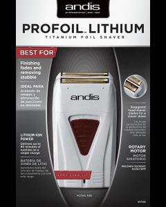 Andis Pro-Foil Lithium Shaver