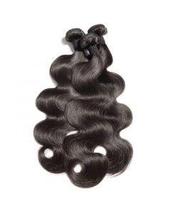 9A Raw Brazilian Body Wave 3-Bundle Deal