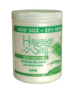 Hawaiian Silky No Base Relaxer Super 20oz.