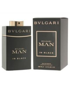 Bvlgari Man In Black 3.4 Oz/ 100 Ml