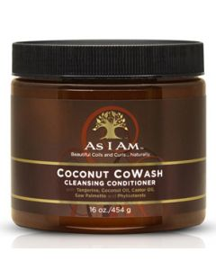 As I Am Coconut Co-Wash 16 oz.