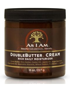 As I Am Doublebutter Cream 8 oz.