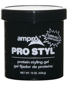 Ampro Protein Style Gel Super Hold 10 oz.