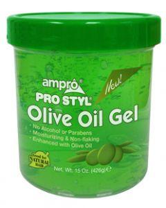 Ampro Gel Olive 15 oz.