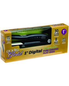 Andis Flat Iron Digital Tourmaline 1""