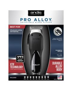 Andis Clipper Pro Alloy Xtra