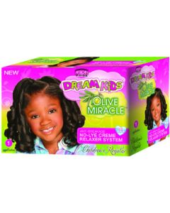 African Pride Dream Kids No Lye Kit 1 Applications - Regular