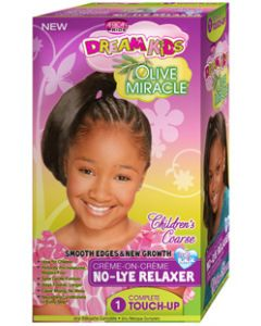 African Pride Dream Kids No Lye Kit 1 Applications - Super