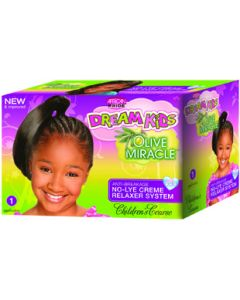African Pride Dream Kids No Lye Kit - Super