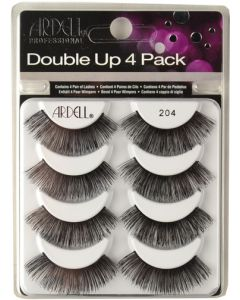 Ardell 4 Pack Double Up 204