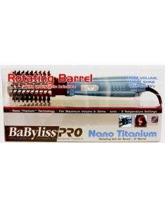 Babyliss Nano Titaniumium Air Brush Rotate