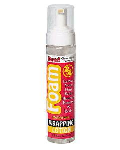 Bronner Bros Foam Wrapping Lotion 8.5 oz.