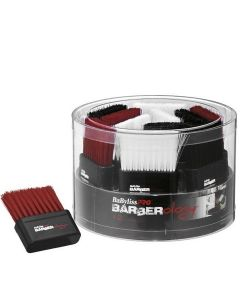 Babyliss Barberology Neck Duster Brush Bucket 12 Pieces