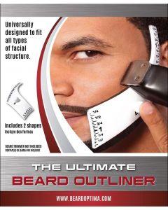 Beard Optima Beard Outliner Set (2 Pcs)