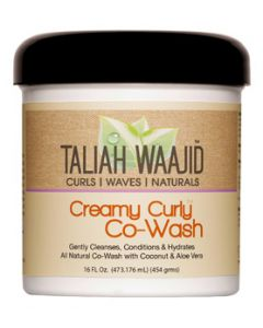 Taliah Waajid Curls, Waves, & Naturals Creamy Co-Wash