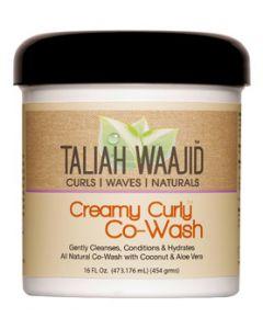 Taliah Waajid Curls, Waves, & Naturals Creamy Co-Wash
