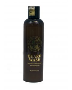 Black Ice Professional - Beard Wash 8 oz.