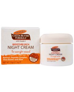 Palmer's Cocoa Butter Face Night Creme Jar