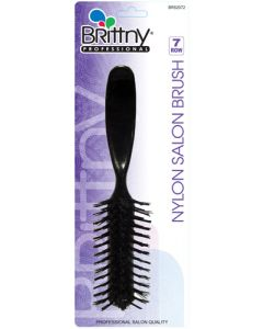 Brittny Brush Nylon Bristle 7Row