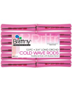 """Brittny Rod Cold Wave Long-Lilac 12Ct - 0.5625"""""""