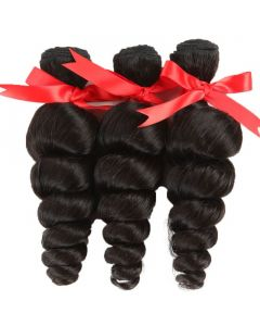9A Raw Brazilian Loose Wave 3 Bundle Deal