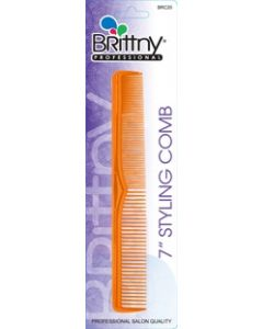 Brittny Bone Comb Styling 7""
