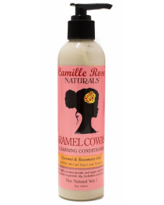 Camille Rose Caramel Co-Wash 8 oz.