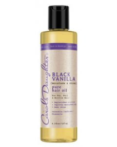 Carol's Daughter Black Vanilla Pure Hair Oil 4.3 oz.
