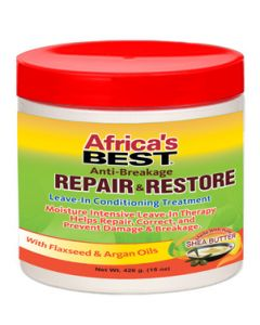 Africas Best Repair & Restore Leave-In Treatment