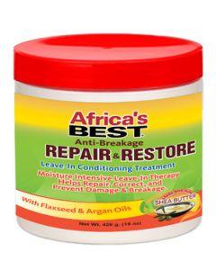 Africas Best Repair & Restore Leave-In Treatment