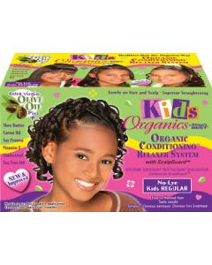 Africas Best Originals Kids No-Lye Regular