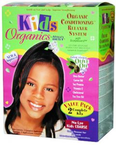 Africas Best Originals Kids No Lye Super Sp/Vl