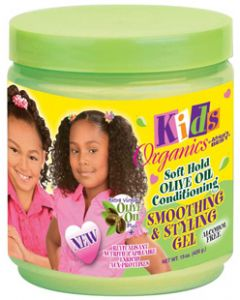Africas Best Originals Kids Olive Oil Style Gel