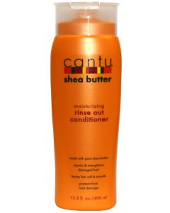 Cantu Shea Butter Moisturizing Rinse Out Conditioner 13.5 oz.