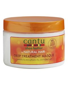 Cantu Shea Butter Natural Deep Masque 12 oz.