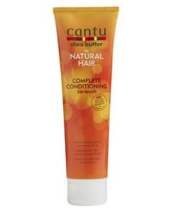 Cantu Shea Butter Natural Co-Wash 10 oz.