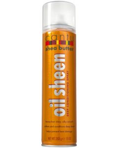 Cantu Shea Butter Oil Sheen Hair Spray 10 oz.
