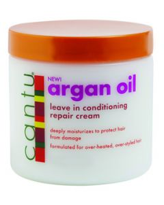 Cantu Shea Butter Leave-In Argan 16 oz.
