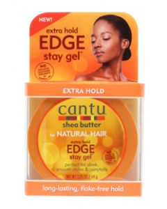 Cantu Shea Butter Edge Stay Gel 2 oz.