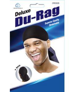 Dream Men's-Durag Deluxe Royal Blue
