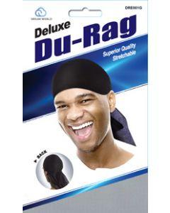 Dream Men's-Durag Deluxe Grey