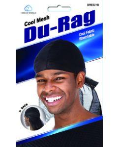 Dream Men's-Cool Mesh Durag Black