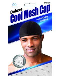 Dream Men's-Cool Mesh Cap White