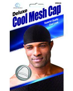 Dream Men's-Cool Mesh Cap Black