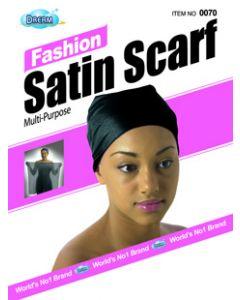 Dream Women's-Satin Scarf White