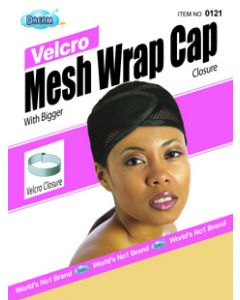 Dream Women's-Mesh Wrap Cap Velcro Beige