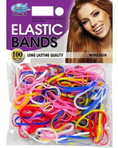 Dream Elastic Band Jumbo 100 Ct