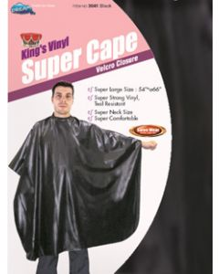 Dream S/W-King Super Cape Vinyl (Black)