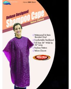 Dream S/W-Shampoo Cape (Black)