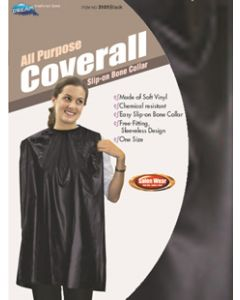 Dream S/W-Coverall All Purpose (Black)